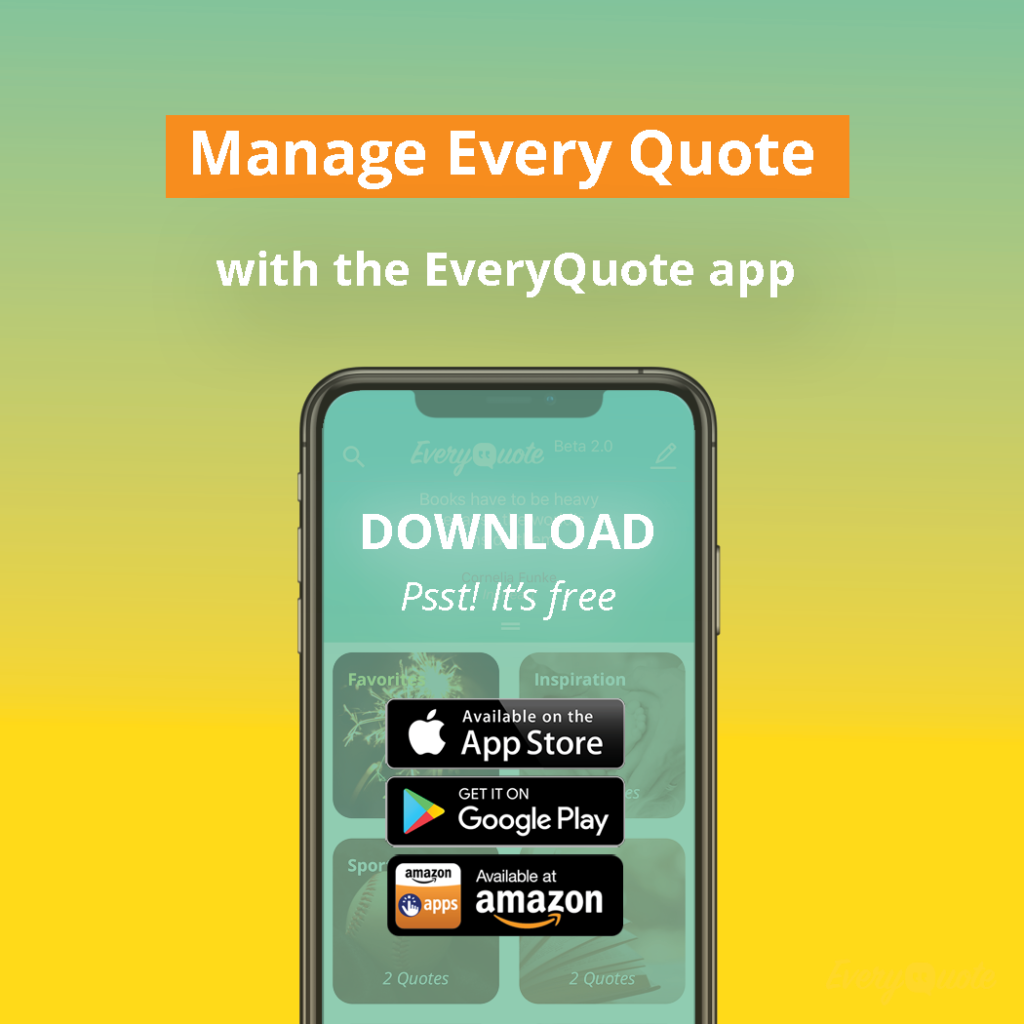 EveryQuote app launches